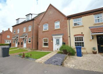 Thumbnail 4 bed terraced house for sale in Stocking Way, Carlton Boulevard, Lincoln