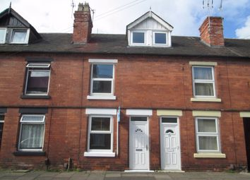 Thumbnail 3 bedroom terraced house to rent in York Street, Sutton In Ashfield, Nottinghamshire