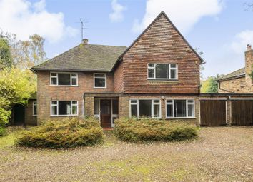 Thumbnail 4 bed detached house for sale in Horsham Road, Bramley, Guildford
