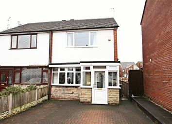 Thumbnail 3 bed semi-detached house for sale in Church Street, Talke, Stoke-On-Trent