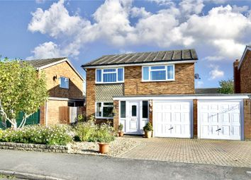 Thumbnail 4 bed detached house for sale in Masefield Avenue, Eaton Ford, St. Neots, Cambridgeshire