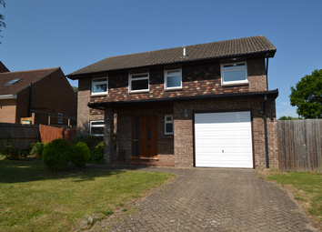 Thumbnail 4 bed detached house to rent in Kirkdale Close, Lordswood, Chatham
