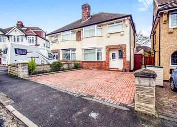 Thumbnail 3 bed semi-detached house for sale in Claremont Way, Bebington, Wirral