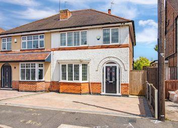 Thumbnail 3 bed semi-detached house for sale in Devonshire Avenue, Long Eaton, Nottingham