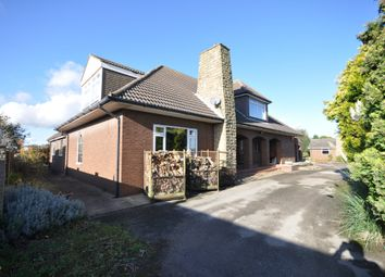 Thumbnail 4 bed detached house to rent in Buttfield Road, Howden, Goole