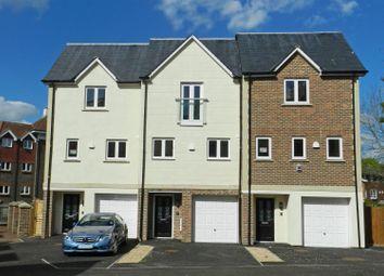 Thumbnail 3 bed terraced house for sale in Regency Mews, Queens Road, Haywards Heath