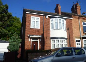 Thumbnail 3 bedroom end terrace house for sale in Central Avenue, Wigston, Leicestershire
