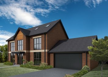 Thumbnail 5 bed detached house for sale in Honey Pot Lane, Long Eaton