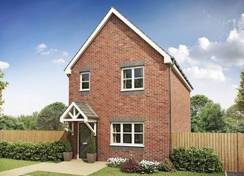 Thumbnail 3 bed semi-detached house for sale in Hanslei Fields, Ansley, Nuneaton Linnet Design