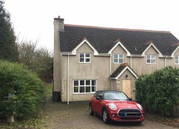 Thumbnail 3 bed semi-detached house to rent in Nanpantan Road, Nanpantan, Loughborough