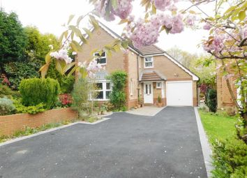 Thumbnail 4 bed detached house for sale in Old Bank Close, Bredbury, Stockport