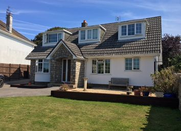 Thumbnail 4 bed detached house for sale in Llanmaes, Llantwit Major