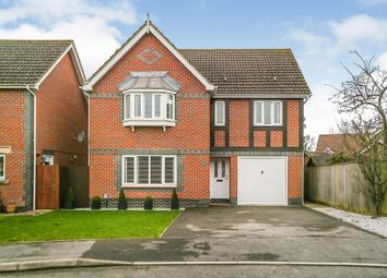 4 bed detached house for sale in Snowbell Road, Kingsnorth, Ashford TN23