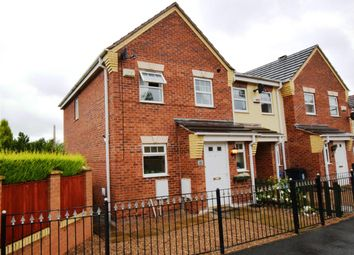 Thumbnail 3 bed end terrace house for sale in Northwood, Middlewood, Sheffield