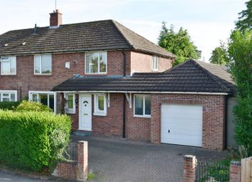 Thumbnail 3 bed property for sale in Coxeter Road, Speen, Newbury