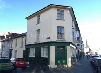 Thumbnail 3 bedroom maisonette to rent in Lower Dock Street, Newport