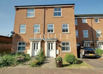 Thumbnail 4 bedroom town house for sale in Enders Close, Enfield