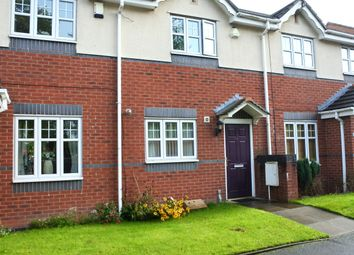 Thumbnail 2 bed terraced house for sale in River Lane, Partington, Manchester