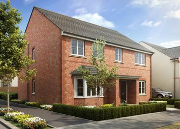 "Thumbnail 5 bed detached house for sale in ""The Holborn"" at Lionheart Avenue, Bishops Tachbrook, Leamington Spa"