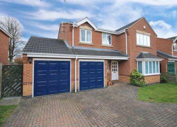 Thumbnail 5 bed detached house for sale in Mews Lane, Calverton, Nottingham