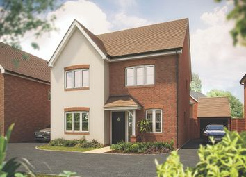 "Thumbnail 4 bed detached house for sale in ""The Juniper "" at Haughton Road, Shifnal"
