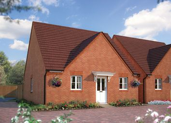 "Thumbnail 2 bed bungalow for sale in ""The Salford"" at Beancroft Road, Marston Moretaine, Bedford"
