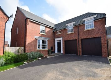 Thumbnail 5 bed detached house for sale in Tarporley Road, Whitchurch