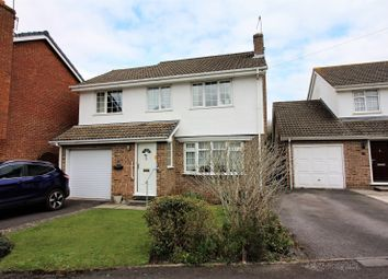Thumbnail 4 bed detached house for sale in Brampton Way, Portishead