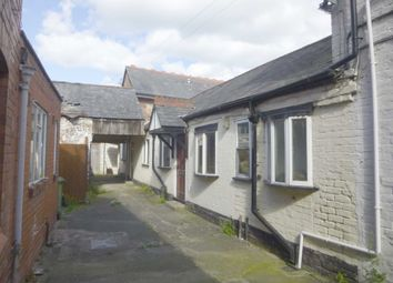 Thumbnail 3 bed flat for sale in 29A Leg Street, Oswestry, Shropshire