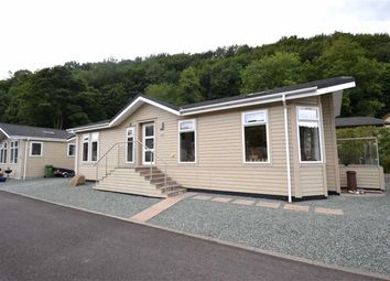 Thumbnail 2 bed mobile/park home for sale in Alsop Lane, Whatstandwell, Derbyshire