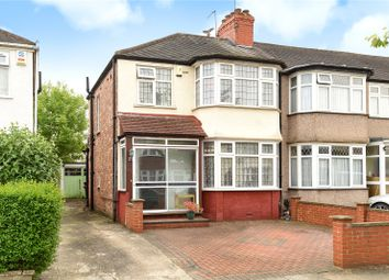 Thumbnail 3 bed end terrace house for sale in Harley Road, Harrow, Middlesex