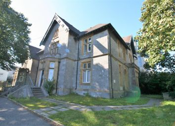 Thumbnail 2 bed flat to rent in Whitefield Terrace, Greenbank Road, Plymouth