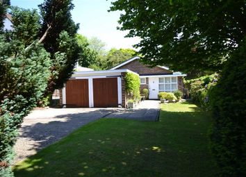 Thumbnail 3 bed bungalow for sale in Parkgate Avenue, Hadley Wood, Hertfordshire