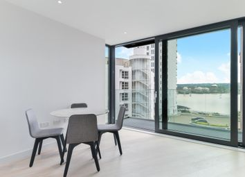 Thumbnail 1 bed flat for sale in Summerston House, Royal Wharf, London