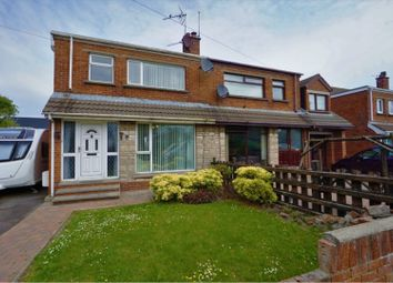 Thumbnail 3 bedroom semi-detached house for sale in Rosepark, Donaghadee