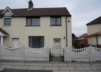 Thumbnail 3 bed end terrace house for sale in Bramberton Road, Walton, Liverpool