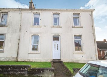 Thumbnail 1 bed flat for sale in Mains Road, Beith