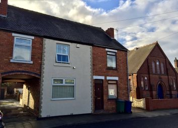 Thumbnail 3 bed terraced house to rent in Union Street, Bridgtown, Cannock