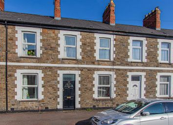 Thumbnail 2 bed terraced house to rent in Cathays Terrace, Cathays, Cardiff