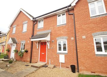 Thumbnail 3 bedroom terraced house for sale in Thurlow Close, Saxmundham