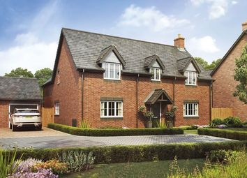 Thumbnail 5 bed detached house for sale in Plot 29, The Sycamore, Uttoxeter