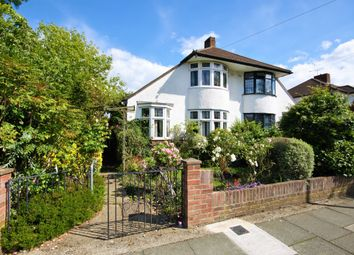 Thumbnail 3 bed semi-detached house for sale in Ryecroft Road, Petts Wood, Orpington