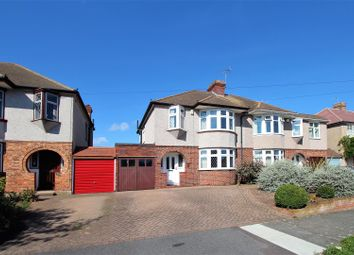 Thumbnail 3 bed semi-detached house for sale in Park Grove, Bexleyheath