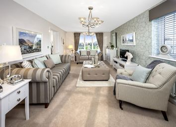 "Thumbnail 5 bed detached house for sale in ""Shaftesbury"" at The Green, Upper Lodge Way, Coulsdon"