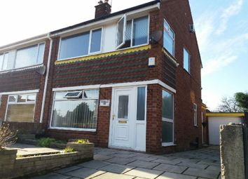 Thumbnail 3 bedroom semi-detached house for sale in Highcroft Avenue, Bispham, Blackpool