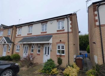 Thumbnail 2 bed terraced house for sale in Redhill Park, Hall Road, Hull, East Yorkshire
