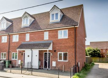 Thumbnail 3 bed end terrace house for sale in Bells Park, Lynn Road, Swaffham
