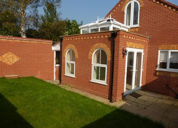 Thumbnail 4 bedroom detached house to rent in Beeston Court, Hednesford, Cannock