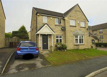 Thumbnail 2 bed semi-detached house for sale in Lisbon Drive, Burnley, Lancashire