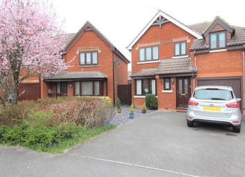 Thumbnail 4 bed detached house for sale in Balmoral Close, Chippenham
